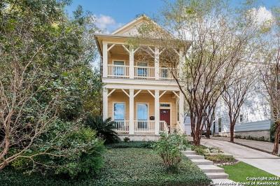 San Antonio Single Family Home New: 438 Elmhurst Ave