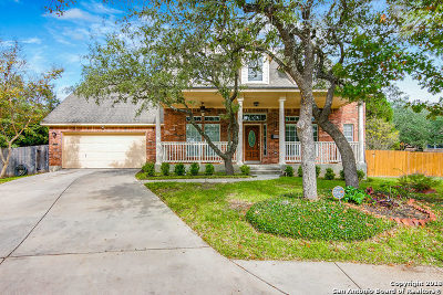 Single Family Home New: 1115 Calico Spring