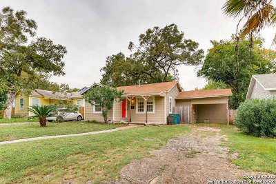 Bexar County Single Family Home For Sale: 1319 W Elsmere Pl