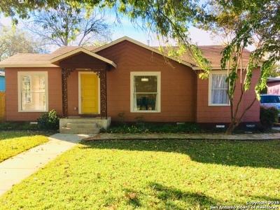 San Antonio Single Family Home New: 434 W Mariposa Dr