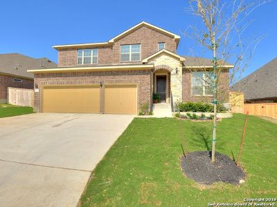 San Antonio Single Family Home Price Change: 2042 Wilby Lane