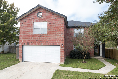 San Antonio Single Family Home New: 10211 Silverbrook Pl