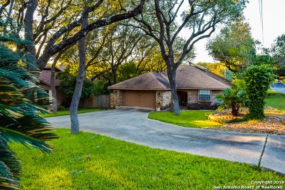 San Antonio Single Family Home New: 14147 Day Star St