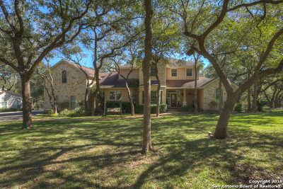 New Braunfels Single Family Home For Sale: 540 Winding View