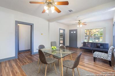 San Antonio Single Family Home New: 2947 Weir Ave