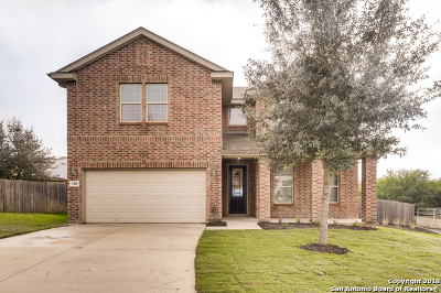Cibolo Single Family Home For Sale: 100 Enchanted View
