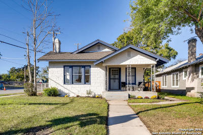 San Antonio Single Family Home New: 701 Rigsby Ave