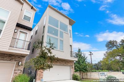 San Antonio Single Family Home New: 3839 Harry Wurzbach Rd #1