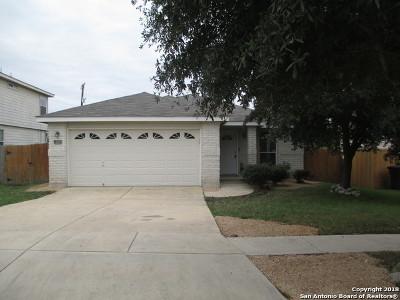 San Antonio Single Family Home New: 422 Rustic Stable