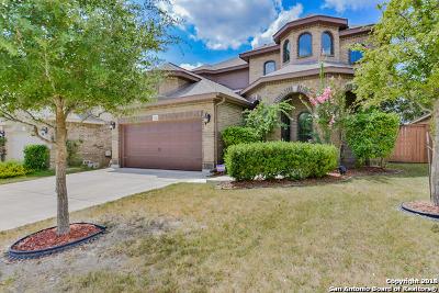 San Antonio Single Family Home New: 12630 Emmett Grove