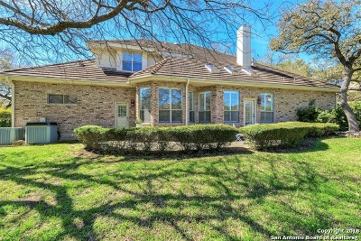 San Antonio Single Family Home New: 11611 Mill Rock Rd
