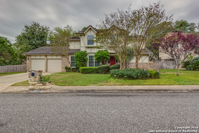 San Antonio Single Family Home New: 2266 Encino Loop