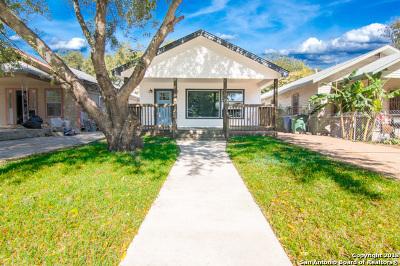 San Antonio Single Family Home New: 347 Lone Star Blvd