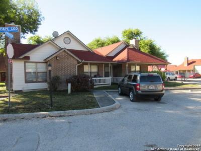 San Antonio Multi Family Home New: 4110 Cape Cod