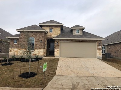 San Antonio Single Family Home New: 8553 Norias Wheel