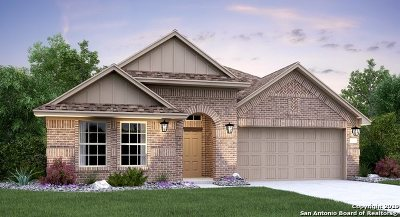 San Antonio Single Family Home New: 8549 Norias Wheel