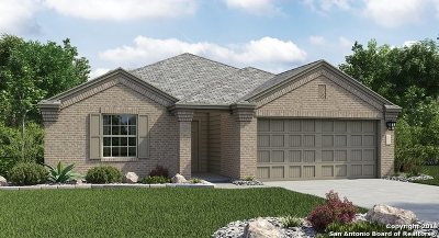 San Antonio Single Family Home New: 8550 Laxey Wheel