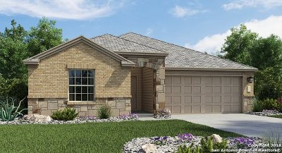 San Antonio Single Family Home New: 8546 Laxey Wheel