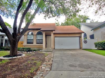 San Antonio Single Family Home New: 13030 Beacon Park Dr