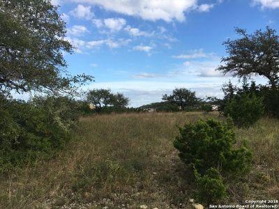 San Antonio Residential Lots & Land New: 23210 Walker Rdg