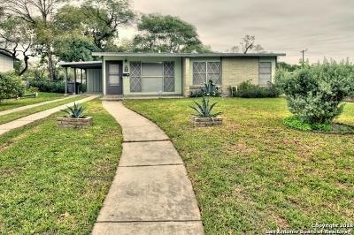 San Antonio Single Family Home New: 163 Greenhill Pass