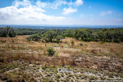 Boerne Residential Lots & Land New: Lot 8 High Point Ranch Rd