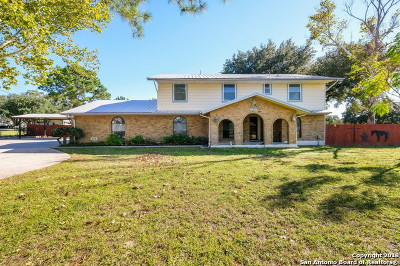 San Antonio Single Family Home New: 246 Bluebonnet Ln