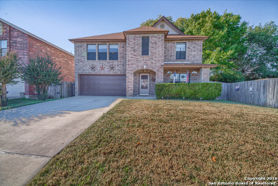 San Antonio Single Family Home New: 9411 Maverick Pass