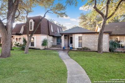San Antonio Single Family Home New: 11037 Whisper Valley St