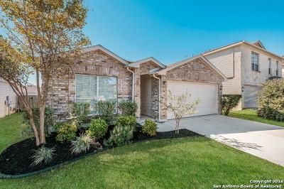 San Antonio Single Family Home New: 15422 Redbird Farm