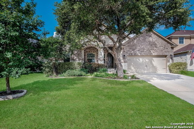 San Antonio Single Family Home New: 11230 Thorn Apple