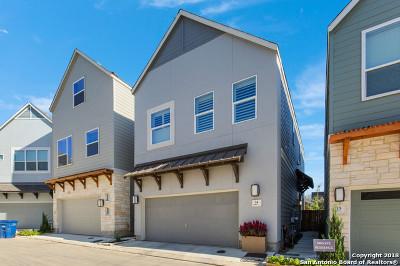 San Antonio Single Family Home New: 7914 Roanoke Run Unit 14