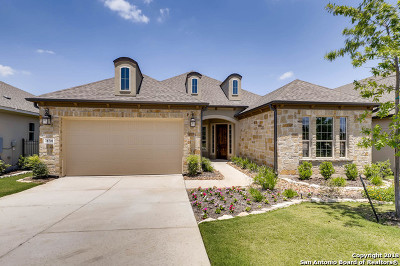 San Antonio Single Family Home New: 28710 Bluebottle