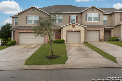 San Antonio Single Family Home New: 26823 Villa Toscana