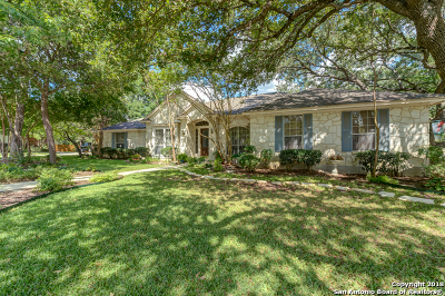 Bexar County Single Family Home For Sale: 26316 Jason Ave