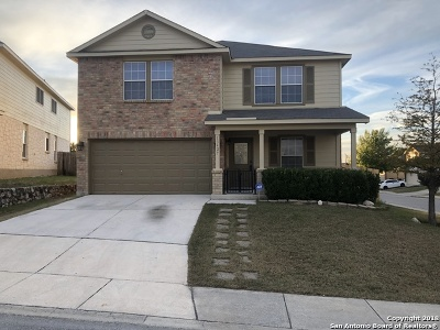 San Antonio Single Family Home New: 13427 Rhodes Villa