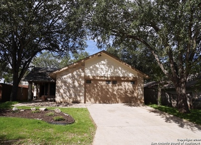 San Antonio Single Family Home New: 6207 Fox Creek St