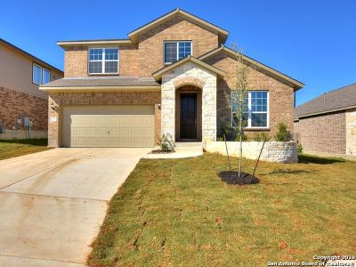 San Antonio Single Family Home New: 915 Ranch Falls
