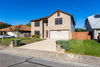 Schertz Single Family Home Back on Market: 2661 Ashley Oak Dr