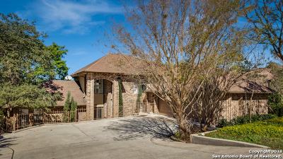 San Antonio Single Family Home New: 6803 Washita Way