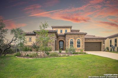 San Antonio Single Family Home New: 22823 Estacado