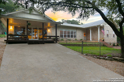 New Braunfels Single Family Home New: 3270 Fm 2722