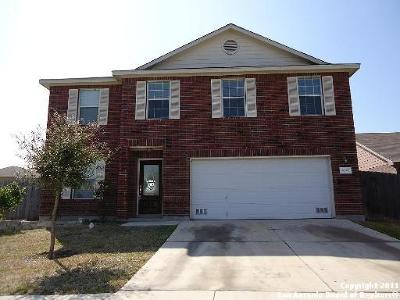 Converse Single Family Home New: 8201 Coppergate