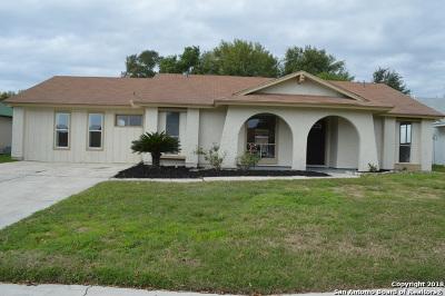 San Antonio Single Family Home New: 6819 Oak Lake Dr