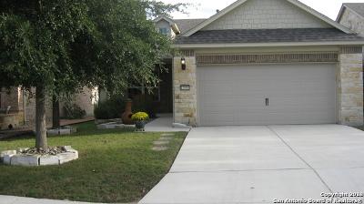 San Antonio Single Family Home New: 12610 Lotus Ridge