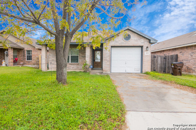 San Antonio TX Single Family Home New: $193,000