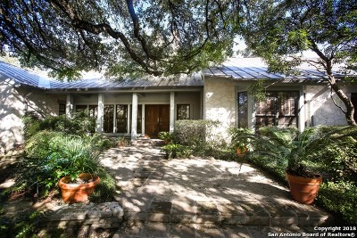 Bexar County Single Family Home For Sale: 3 Mallory Ln