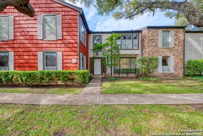 San Antonio Condo/Townhouse New: 3803 Barrington St #14B