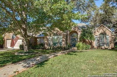 San Antonio Single Family Home New: 1 Inwood Cliffs Dr
