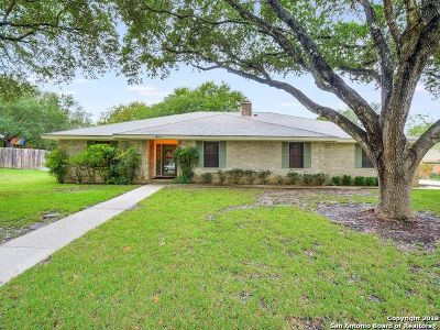 New Braunfels Single Family Home New: 1235 Clearwater Dr
